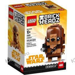 41609 CHEWBACCA™ (Chewbacca) KLOCKI LEGO BRICKHEADZ  Pirates