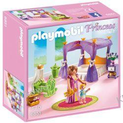 PLAYMOBIL 6851 NIEBIAŃSKA SYPIALNIA - PRINCESS