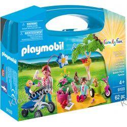 PLAYMOBIL 9103 SKRZYNECZKA RODZINNY PIKNIK - FAMILY FUN Playmobil