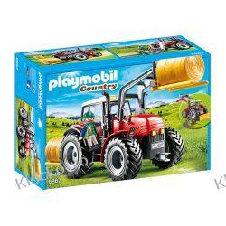 PLAYMOBIL 6867 DUŻY TRAKTOR Z WYPOSAŻENIEM - COUNTRY Playmobil