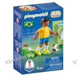 PLAYMOBIL 9510 PIŁKARZ REPREZENTACJI BRAZYLII - FIFA WORLD CUP Minifigures