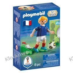 PLAYMOBIL 9513 PIŁKARZ REPREZENTACJI FRANCJI - FIFA WORLD CUP Policja