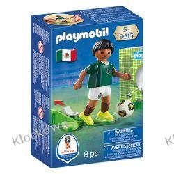 PLAYMOBIL 9515 PIŁKARZ REPREZENTACJI MEKSYKU - FIFA WORLD CUP Playmobil
