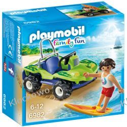 PLAYMOBIL 6982 SURFER Z BUGGY - FAMILY FUN Friends