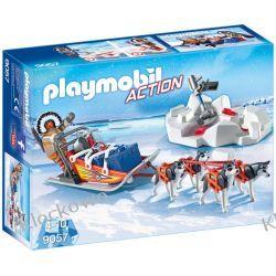 PLAYMOBIL 9057 PSI ZAPRZĘG - ACTION Dla Dzieci