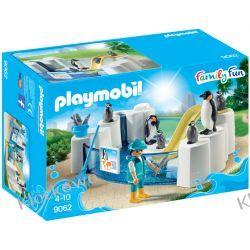 PLAYMOBIL 9062 BASEN DLA PINGWINÓW - FAMILY FUN Dla Dzieci