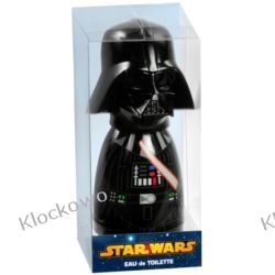 Star Wars - Woda toaletowa Darth Vader 3D 100ml Playmobil
