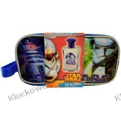 Star Wars - Woda toaletowa (50ml) + kosmetyczka Playmobil