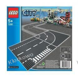 7281 PROSTA ULICA I ŁUK KLOCKI LEGO CITY