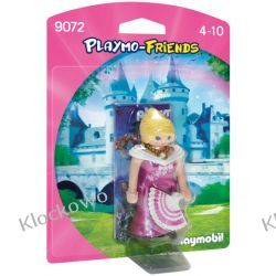 PLAYMOBIL 9072 DAMA DWORU - PLAYMO-FRIENDS Playmobil