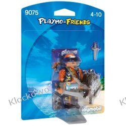 PLAYMOBIL 9075 PIRAT - PLAYMO-FRIENDS Dla Dzieci