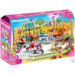 PLAYMOBIL 9079 SKLEP Z ARTYKUŁAMI NIEMOWLĘCYMI - CITY LIFE Dla Dzieci