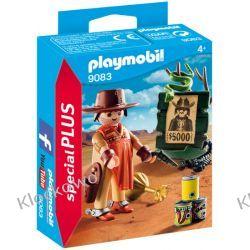 PLAYMOBIL 9083 KOWBOJ - SPECIALPLUS Dla Dzieci
