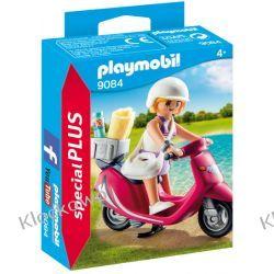 PLAYMOBIL 9084 PLAŻOWICZKA NA SKUTERZE - SPECIALPLUS Dla Dzieci