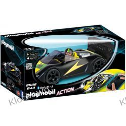 PLAYMOBIL 9089 WYŚCIGÓWKA RC SUPERSPORT - ACTION