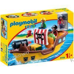 PLAYMOBIL 9118 STATEK PIRACKI - 1.2.3 Creator