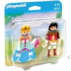 PLAYMOBIL 9215 DUO PACK: PARA KSIĄŻĘCA - PRINCESS
