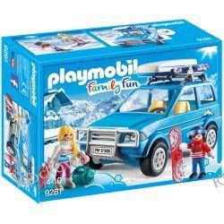PLAYMOBIL 9281 AUTO Z BOXEM DACHOWYM - FAMILY FUN