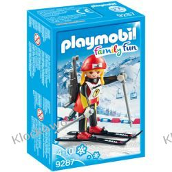 PLAYMOBIL 9287 BIATHLONISTKA - FAMILY FUN Playmobil