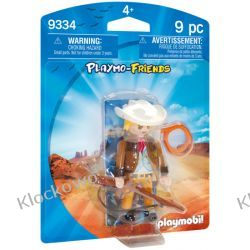 PLAYMOBIL 9334 SZERYF - PLAYMO-FRIENDS Kompletne zestawy