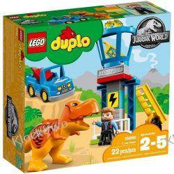 10880 WIEŻA TYRANOZAURA (T. rex Towe) - KLOCKI LEGO DUPLO JURASSIC WORLD Pozostałe