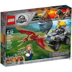 75926 POŚCIG ZA PTERANODONEM (Pteranodon Chase) - KLOCKI LEGO JURASSIC WORLD Kompletne zestawy