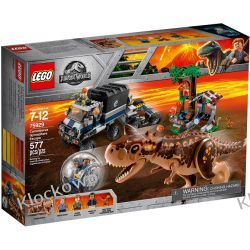 75929 UCIECZKA PRZED KARNOTAUREM (Carnotaurus Gyrosphere Escape) - KLOCKI LEGO JURASSIC WORLD Kompletne zestawy