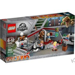 75932 POŚCIG RAPTORÓW (Jurassic Park Velocitaptor chase) - KLOCKI LEGO JURASSIC WORLD Playmobil