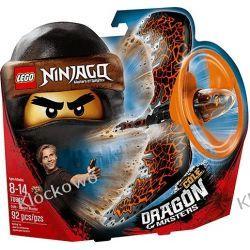 70645 COLE SMOCZY MISTRZ (Cole Master of Dragons) KLOCKI LEGO NINJAGO Kompletne zestawy
