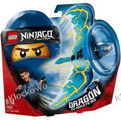 70646 JAY SMOCZY MISTRZ (Jay Master of Dragons) KLOCKI LEGO NINJAGO Kompletne zestawy