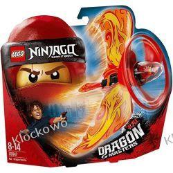 70647 KAI SMOCZY MISTRZ (Kai Master of Dragons) KLOCKI LEGO NINJAGO Kompletne zestawy