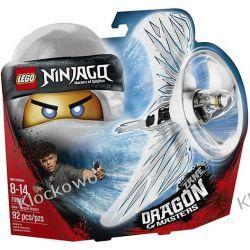 70648 ZANE SMOCZY MISTRZ (Zane Master of Dragons) KLOCKI LEGO NINJAGO Kompletne zestawy