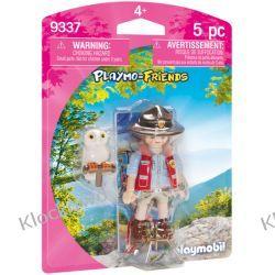 PLAYMOBIL 9337 STRAŻNICZKA PARKU - PLAYMO-FRIENDS Playmobil