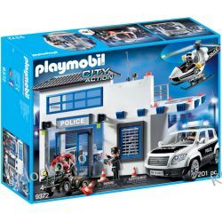 PLAYMOBIL 9372 POSTERUNEK POLICJI - CITY ACTION Creator