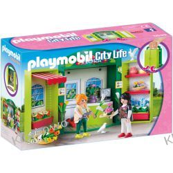 "PLAYMOBIL 5639 PLAY BOX ""KWIACIARNIA"" - CITY LIFE Friends"