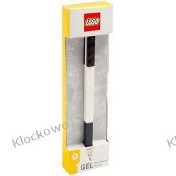 51481 DŁUGOPIS ŻELOWY 1 SZT CZARNY - LEGO GADŻETY Minifigures