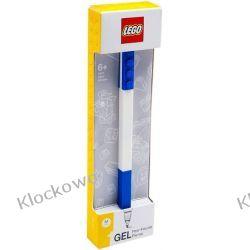 51476 DŁUGOPIS ŻELOWY 1 SZT NIEBIESKI - LEGO GADŻETY Playmobil