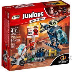 10759 POŚCIG ELASTYNY (Elastigirl's Rooftop Pursuit) - KLOCKI LEGO JUNIORS INIEMAMOCNI Kompletne zestawy