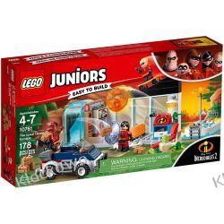10761 WIELKA UCIECZKA Z DOMU (The Great Home Escape) - KLOCKI LEGO JUNIORS INIEMAMOCNI Playmobil