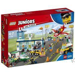 10764 LOTNISKO (City Central Airport) - KLOCKI LEGO JUNIORS Kompletne zestawy