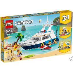 31083 PRZYGODY W PODRÓŻY (Cruising Adventures) KLOCKI LEGO CREATOR Kompletne zestawy