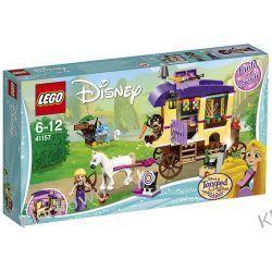 41157 KARAWANA PODRÓŻNA ROSZPUNKI (Rapunzel's Travelling Caravan) KLOCKI LEGO DISNEY PRINCESS Ninjago