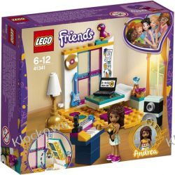 41341 SYPIALNIA ANDREI (Andrea's Bedroom) KLOCKI LEGO FRIENDS