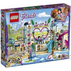41347 KURORT W HEARTLAKE (Heartlake City Resort) KLOCKI LEGO FRIENDS Kompletne zestawy