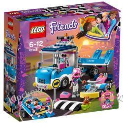 41348 FURGONETKA USŁUGOWA (Service & Care Truck) KLOCKI LEGO FRIENDS Kompletne zestawy