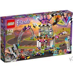 41352 DZIEŃ WIELKIEGO WYŚCIGU (The Big Race Day) KLOCKI LEGO FRIENDS Kompletne zestawy