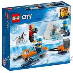 60191 ARKTYCZNY ZESPÓŁ BADAWCZY (Arctic Exploration Team) KLOCKI LEGO CITY Playmobil