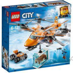 60193 ARKTYCZNY TRANSPORT POWIETRZNY (Arctic Air Transport) KLOCKI LEGO CITY
