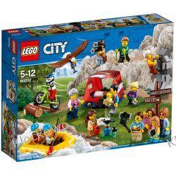 60202 NIESAMOWITE PRZYGODY (People Pack - Outdoor Adventures) KLOCKI LEGO CITY Kompletne zestawy