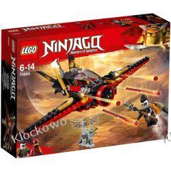 70650 SKRZYDŁO PRZEZNACZENIA (Destiny's Wing) KLOCKI LEGO NINJAGO Creator